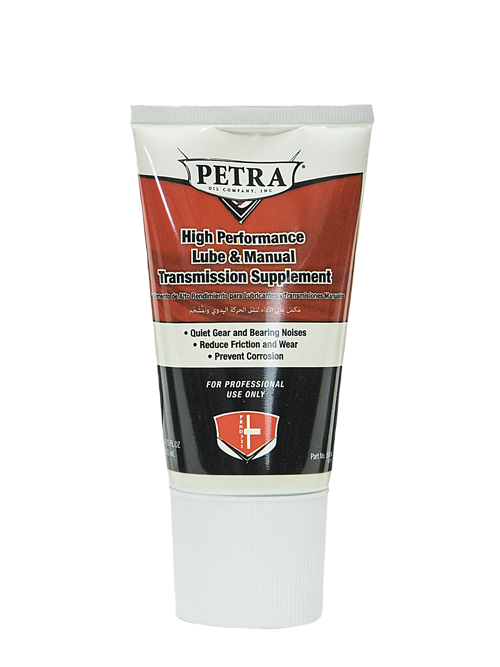 PN 5004 Petra High Performance Lube & Manual Transmission Supplement