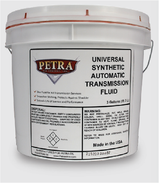 PN 52003 Universal Synthetic ATF Fluid